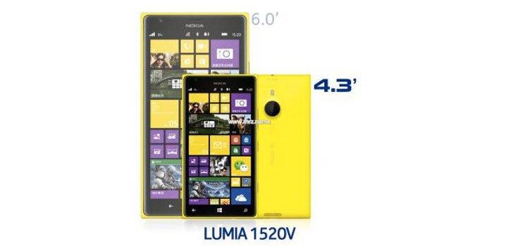 Nokia Lumia 1520 mini Coming Soon with 4.3-Inch Display ...