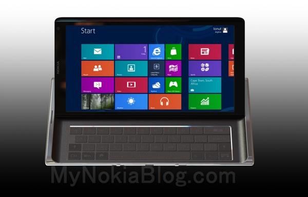 Nokia Lumia 960 Tab Concept Device Runs Windows 8