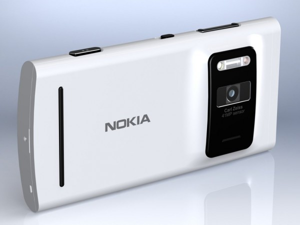 Nokia N8-08 PureView with 41MP Camera and Lumia Design