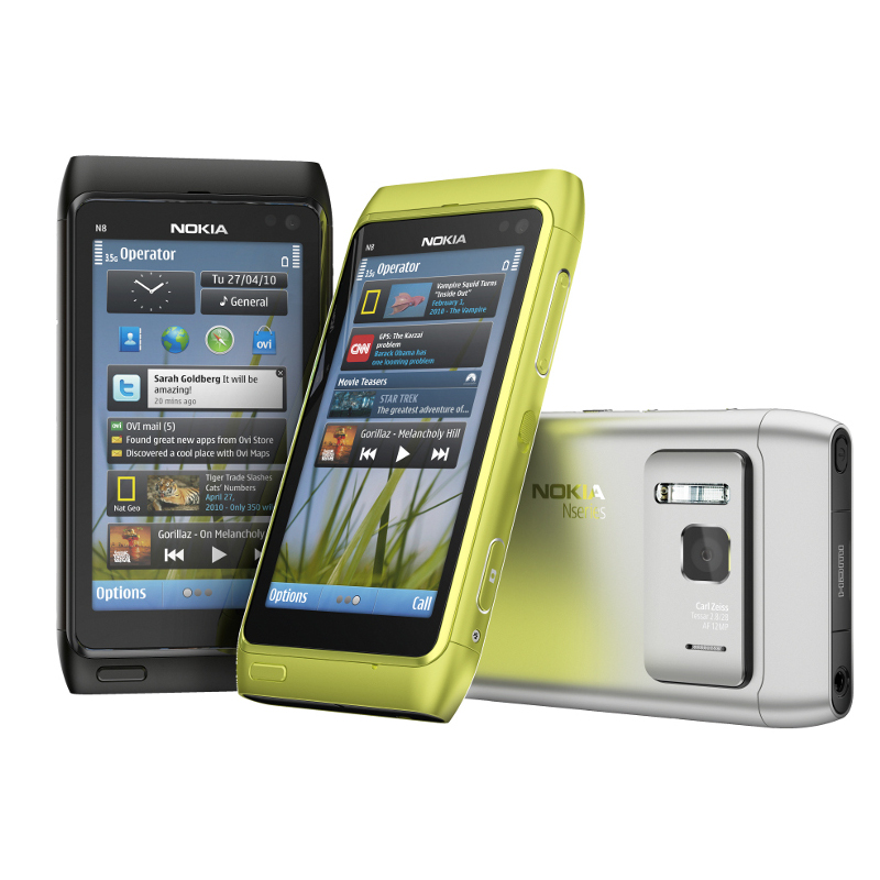 Nokia N8 Lands on Friday, Five Days Left to Wait [Update]