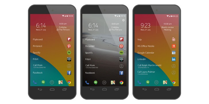 Nokia Releases an Amazing Z Launcher App for Android