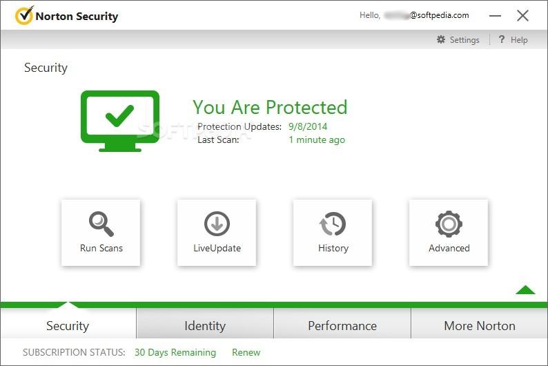 Norton Internet Security Update Breaks Down Internet