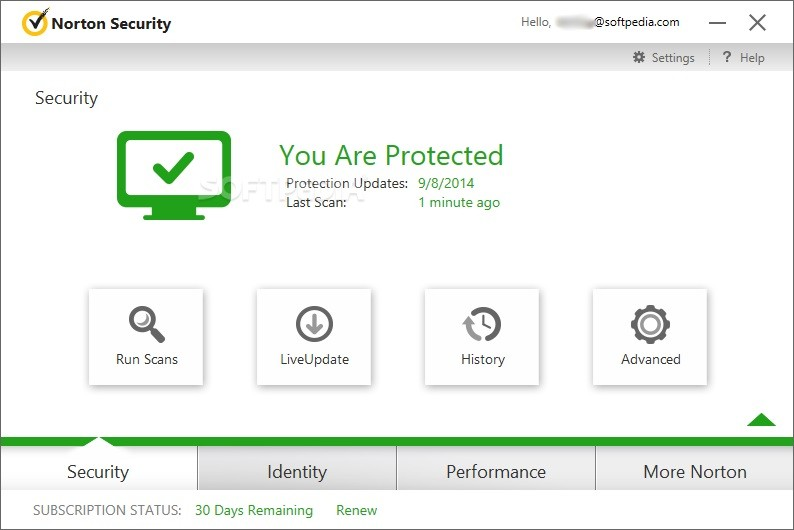 Issue with security update on windows 10 | norton community.