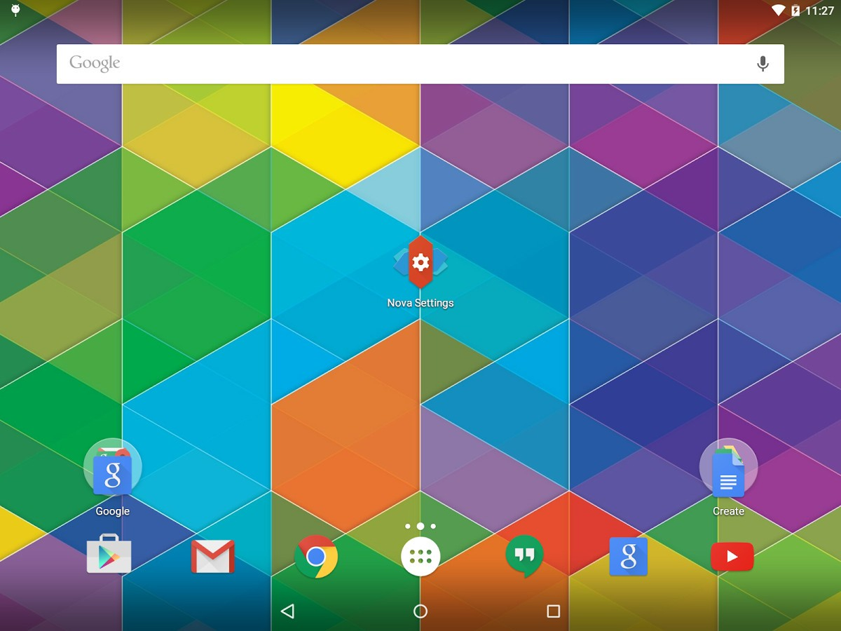 Nova Launcher 4 0 with Full Material Design Released in