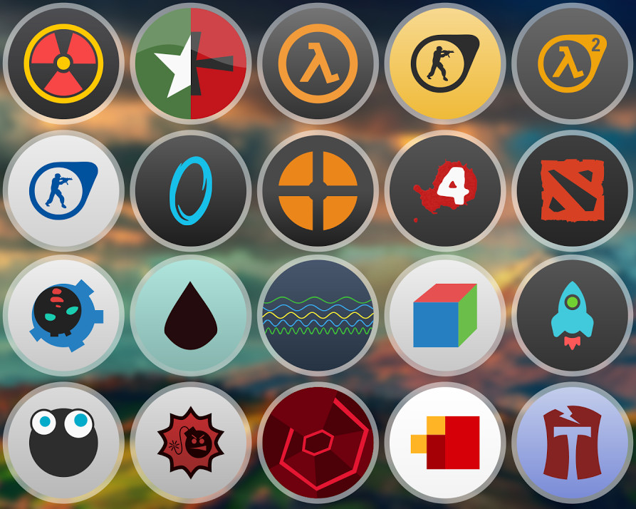 Numix-Circle Icon Pack to Feature Superb Gaming Icons for