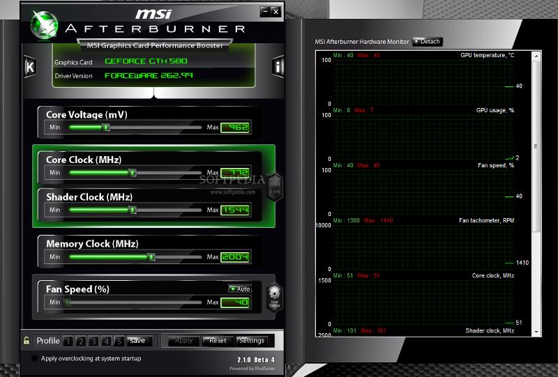 Nvidia GTX 580 Overclocking Guide