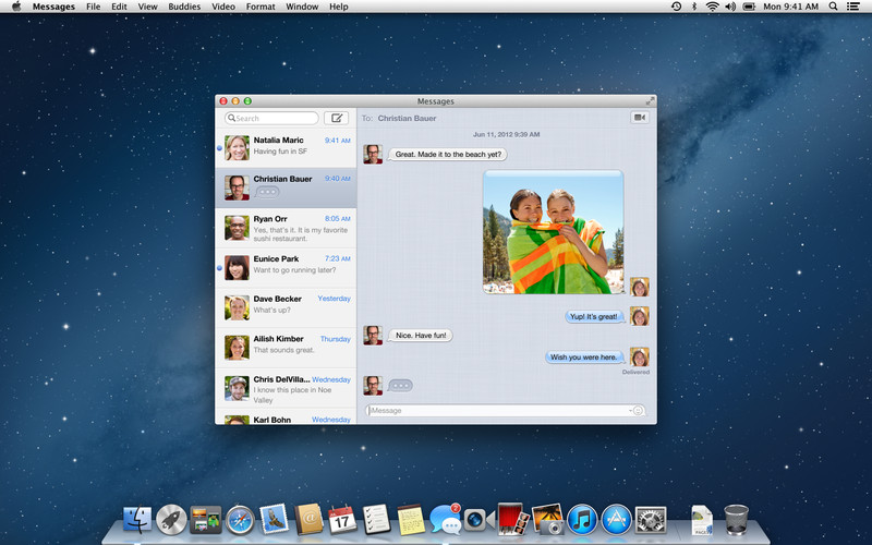messages for mac 10.8 download