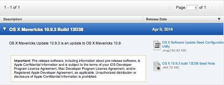 Os x mavericks dmg download