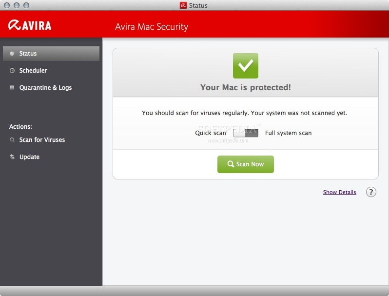 antivirus pour mac os x mavericks
