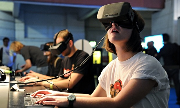 Oculus Rift VR Headset Won't Support Linux and Mac OS X at Launch