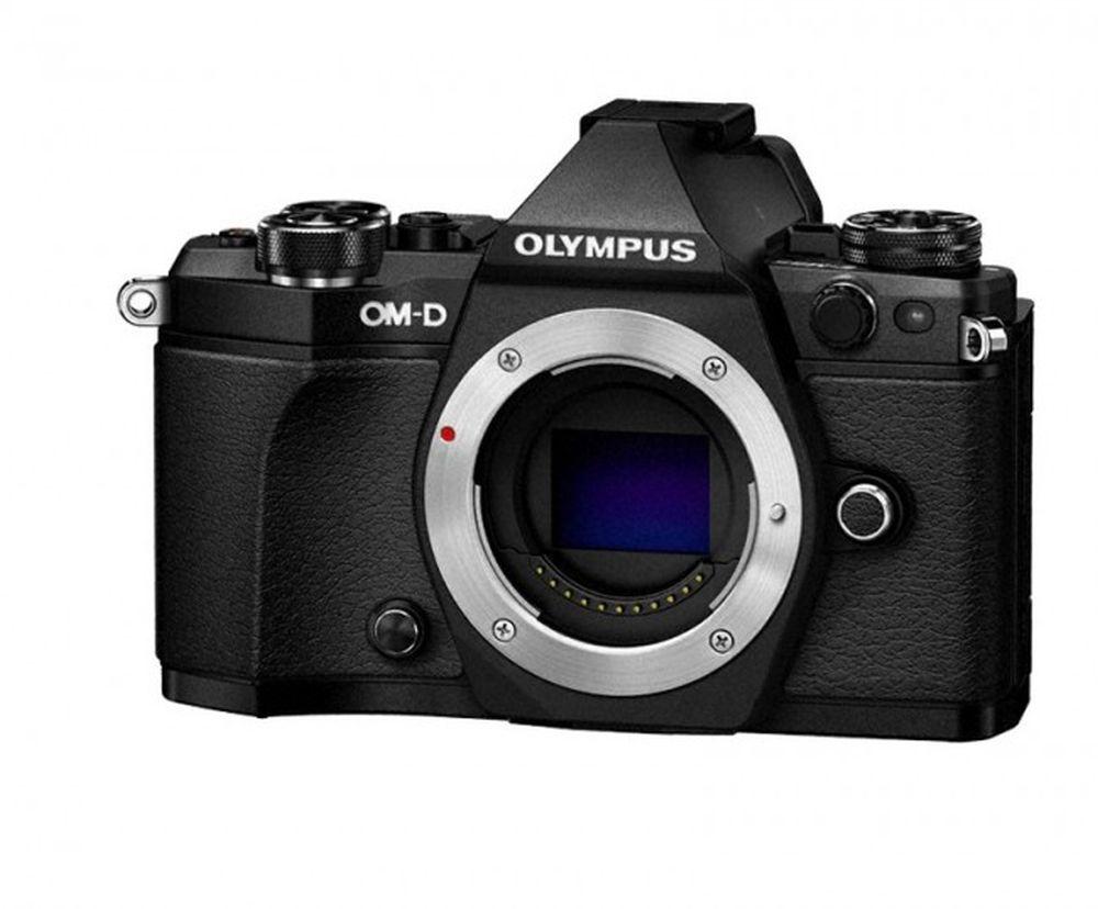 olympus firmware update e-m5 mark ii