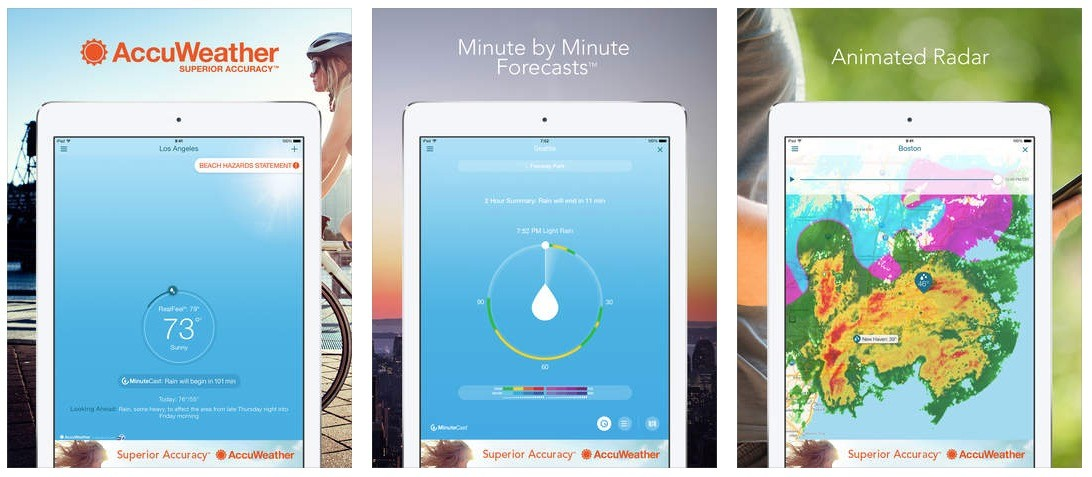 One of the Best iOS Weather Apps Just Got Even Better