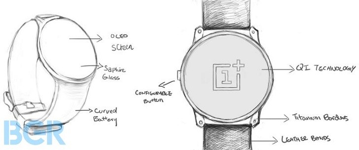 OnePlus OneWatch Might Be the Company's Answer to Moto 360