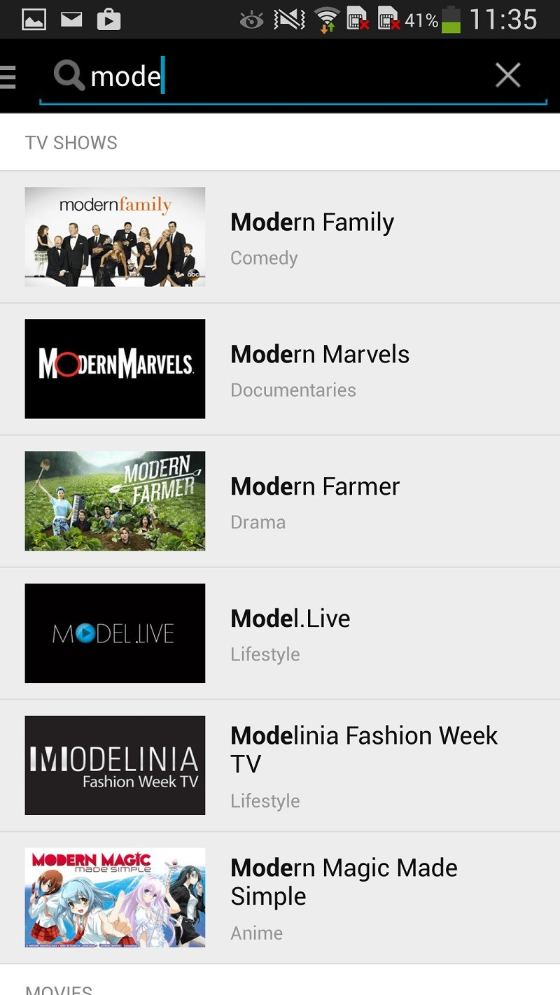 only on android hulu offers free streaming for some tv shows during