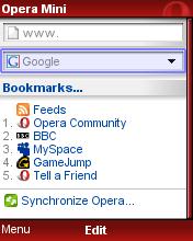 Download free opera mini, opera mini 4. 0 download.