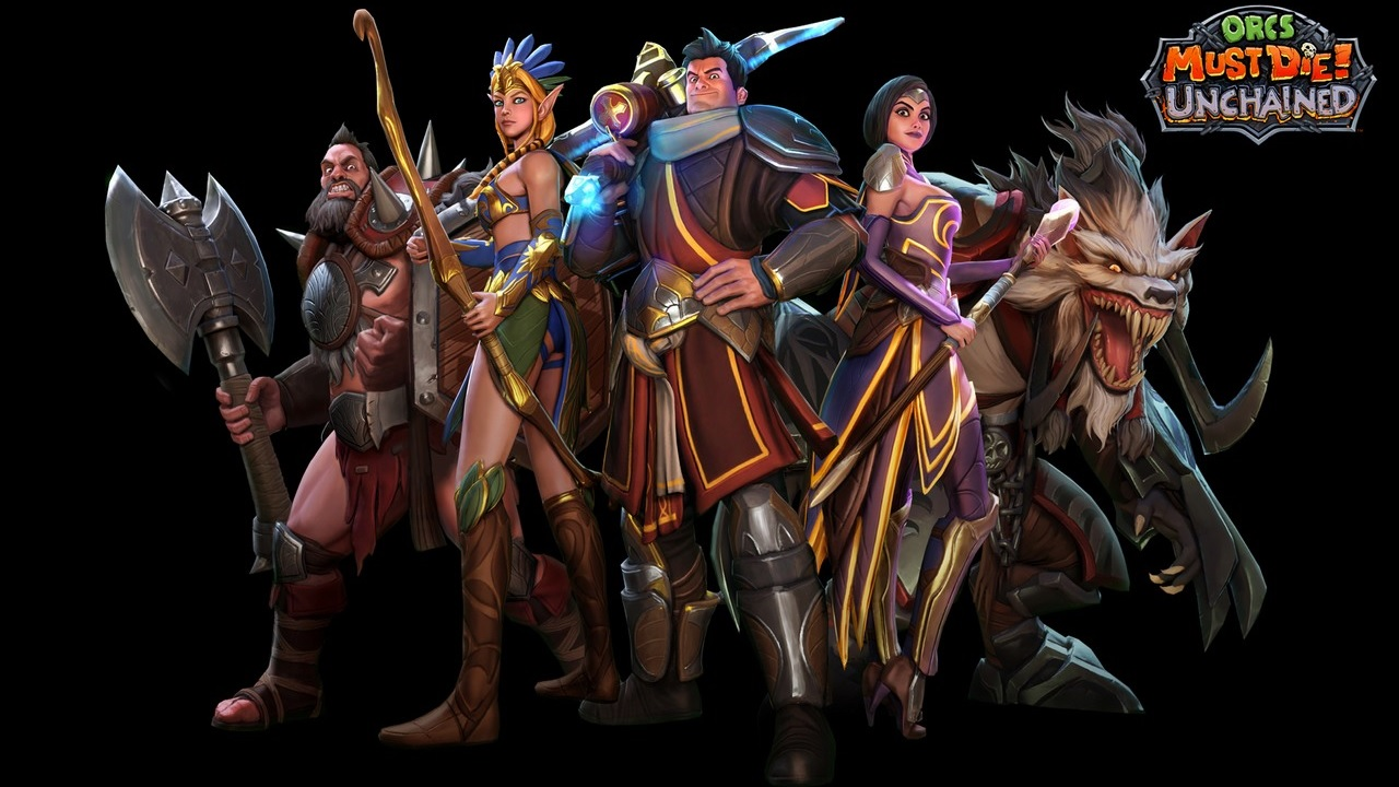 Orcs Must Die Unchained Finally Gets A Release
