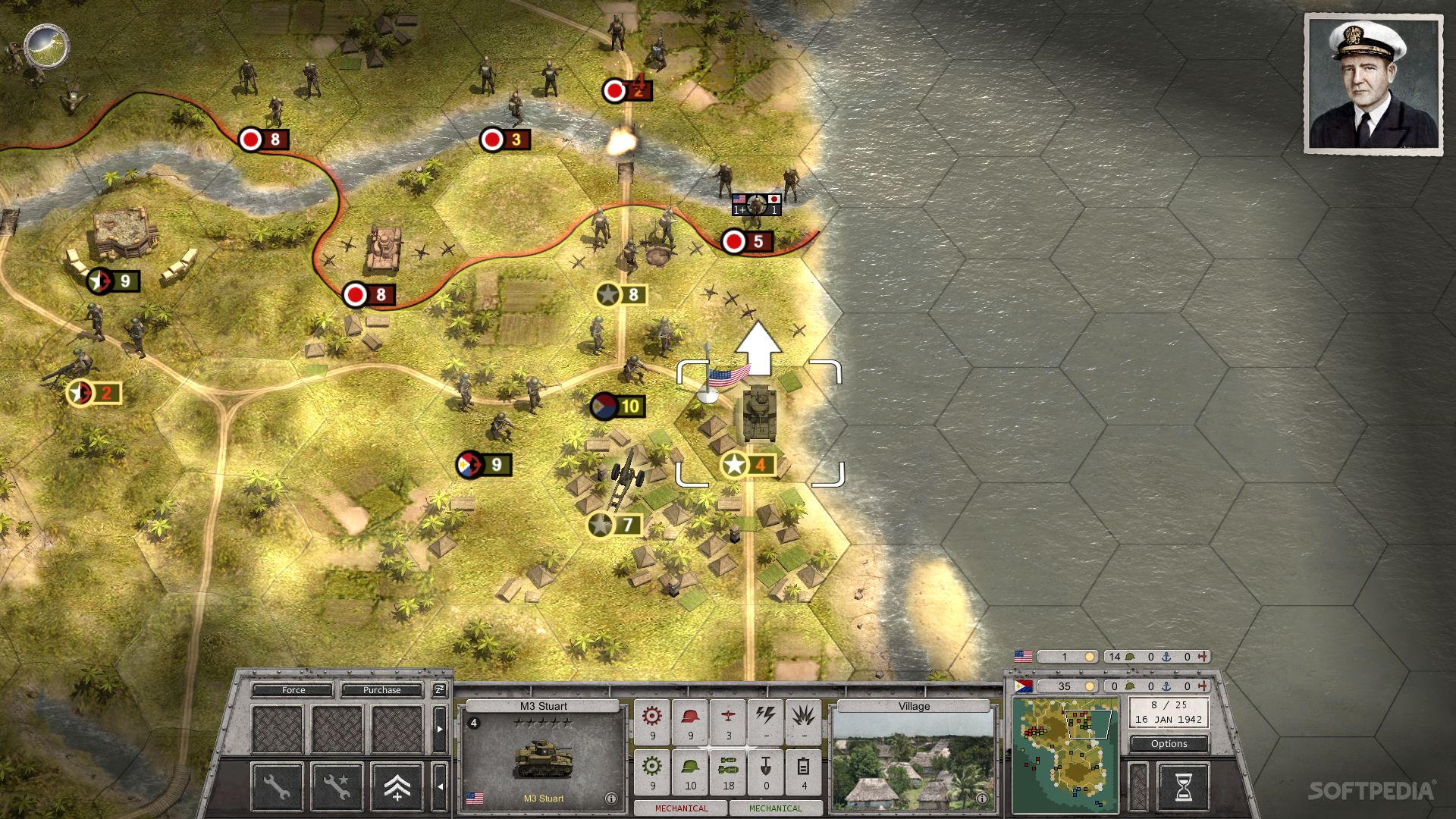 Order of Battle: Pacific Review (PC)