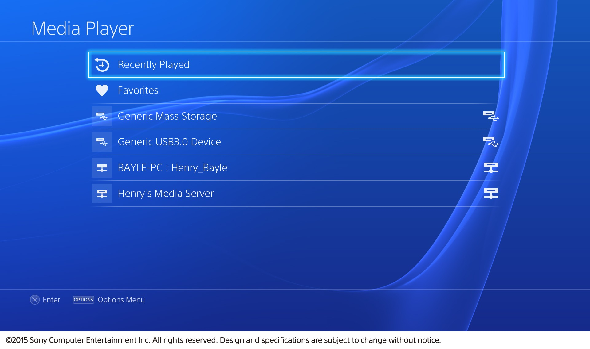 PS4 Media Player App Now Available for Download, Supports MKV, AVI, MP4