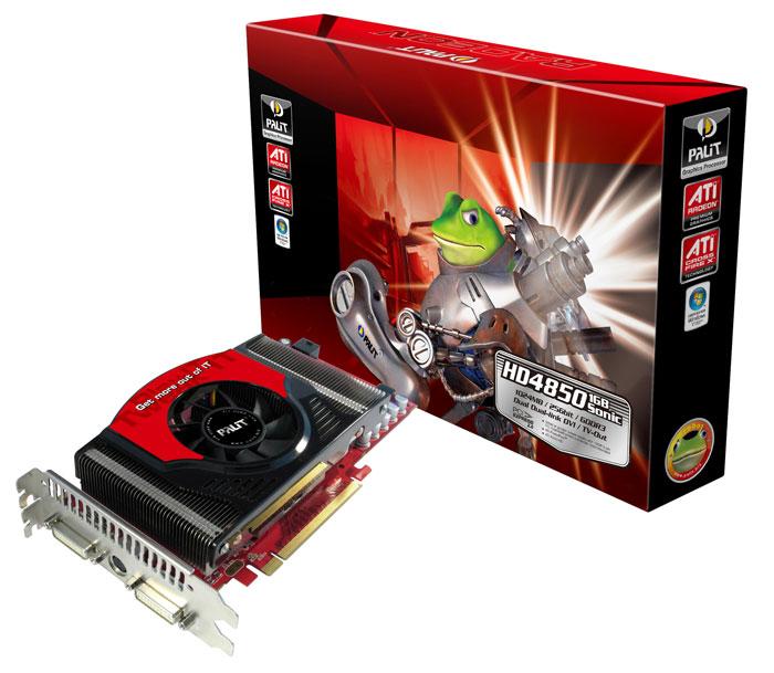 Palit Radeon HD 4850 1GB Sonic