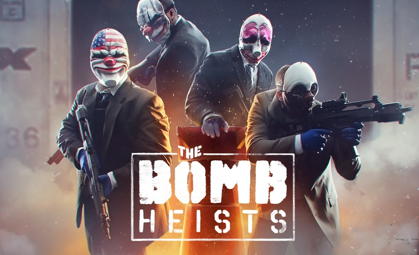 New Heists Are Coming