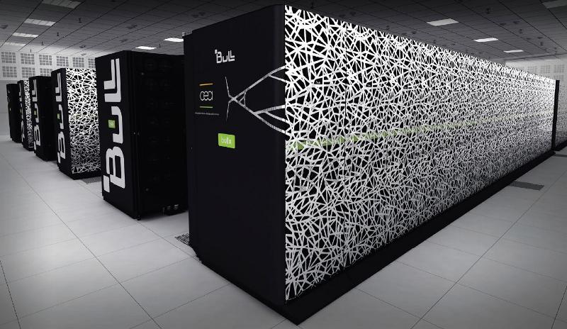 Petaflops Barrier-Breaking Bull: Tera 100 is Fastest European Supercomputer
