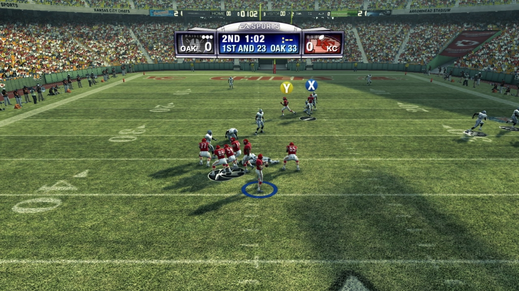 Peter Moore Talks About Madden NFL 2009