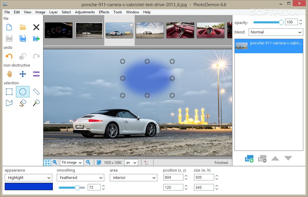 PhotoDemon Review: Graphic Editor with Many Special Effects