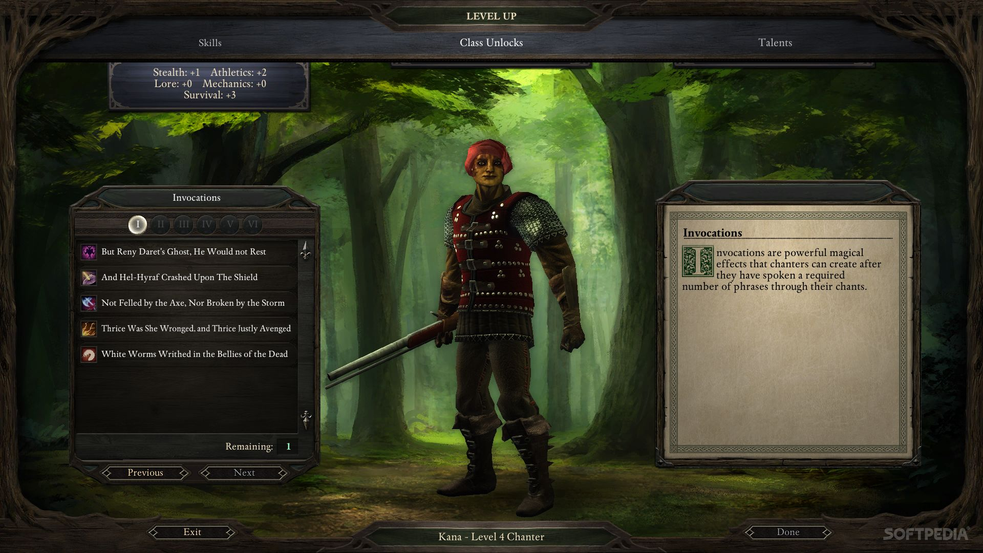 Pillars Of Eternity Background: Classes, Races, Backgrounds