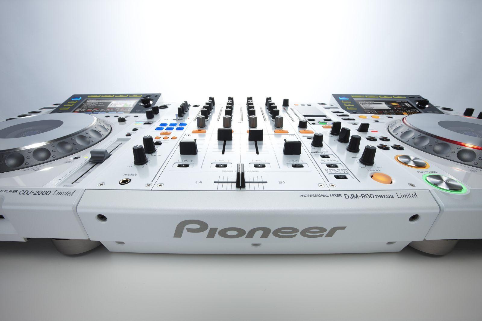 Pioneer DJM-900nexus DJ Controller Drivers for PC