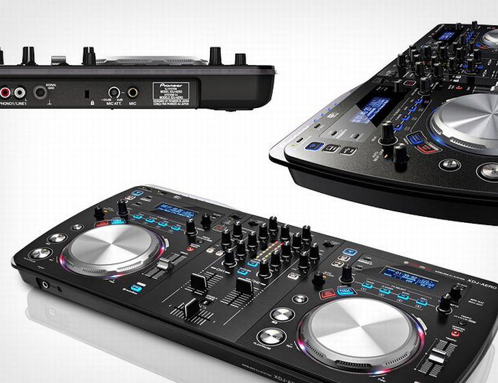 Drivers Pioneer XDJ-AERO DJ Controller