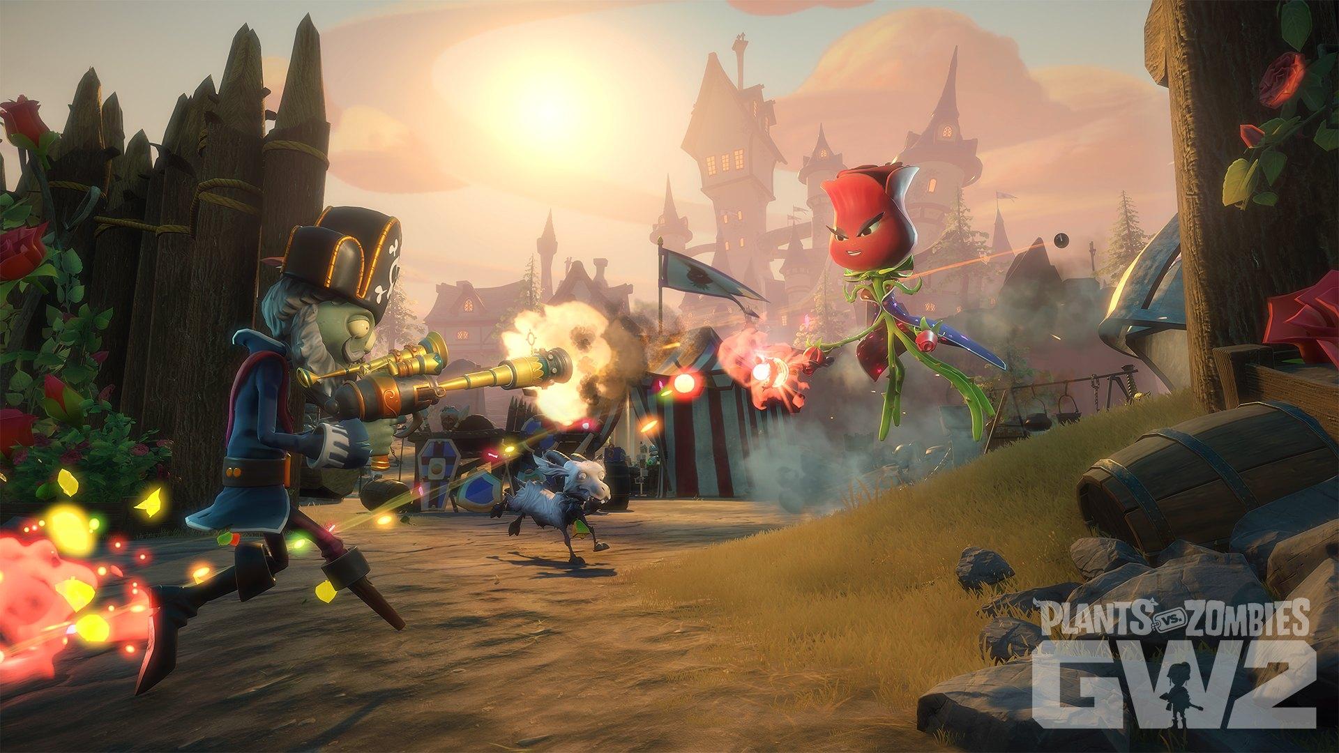Zombies Vs. Plants In Garden Warfare 2 ...