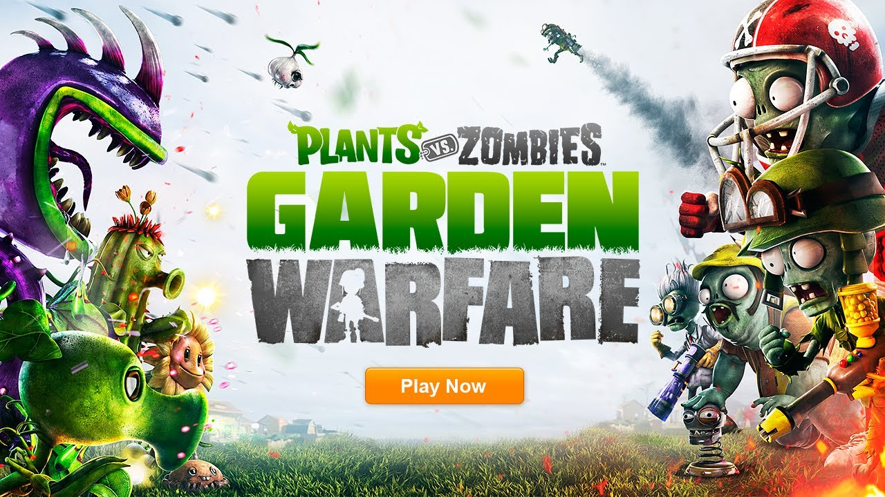 plants vs zombies garden warfare is out soon - Plants Vs Zombies Garden Warfare 2 Xbox 360