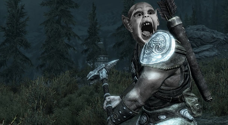 Players Can Become Vampires in The Elder Scrolls V: Skyrim