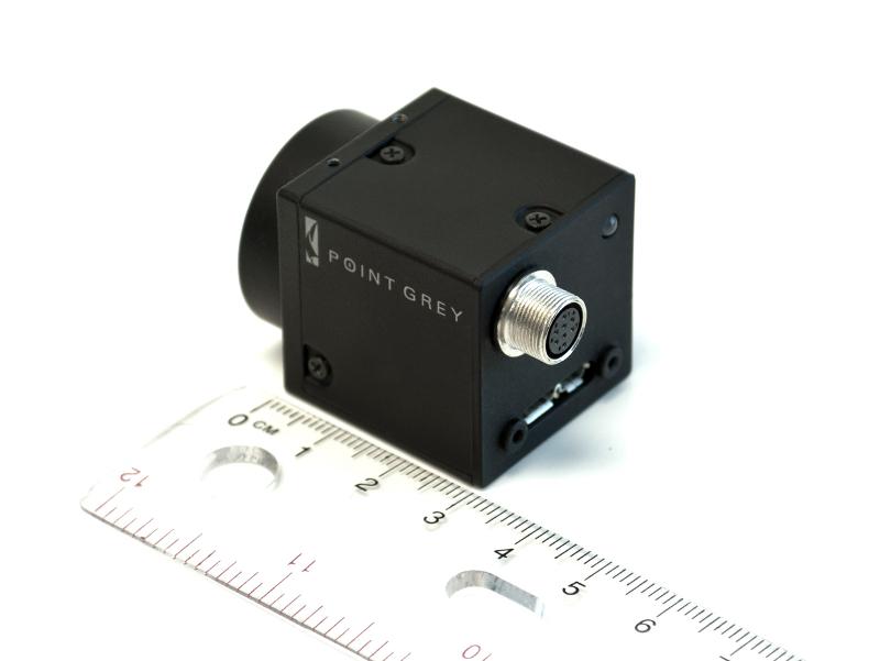Point Grey Flea3 Is a USB 3 0 Camera