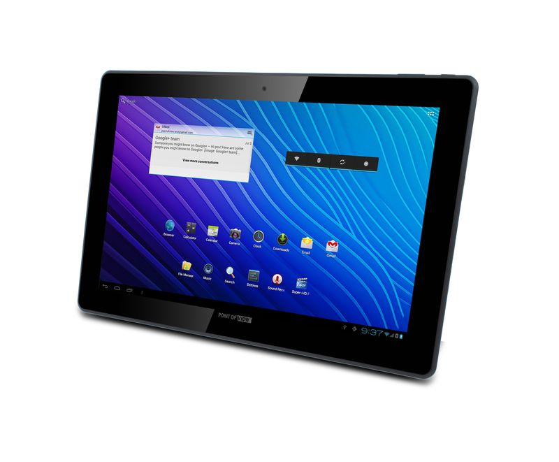 POINT OF VIEW ONYX 506 NAVI TABLET DRIVER FOR PC