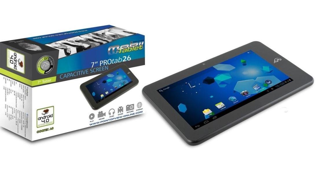 Point of View TAB-PROTAB26XL Tablet Driver (2019)