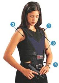 polythene bulletproof vest 40 stronger than kevlar