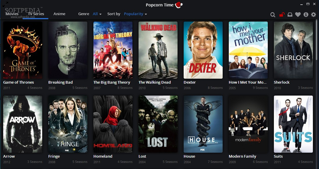 popcorn time review watch movies tv series and anime online