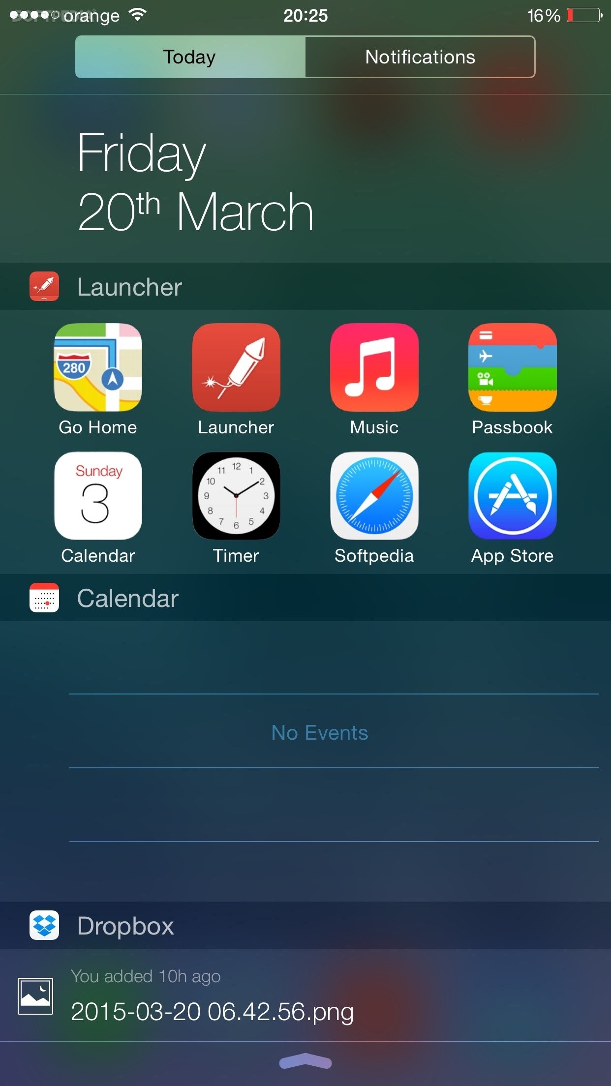 Popular Launcher Widget for iOS Returns to the App Store, Lets Users