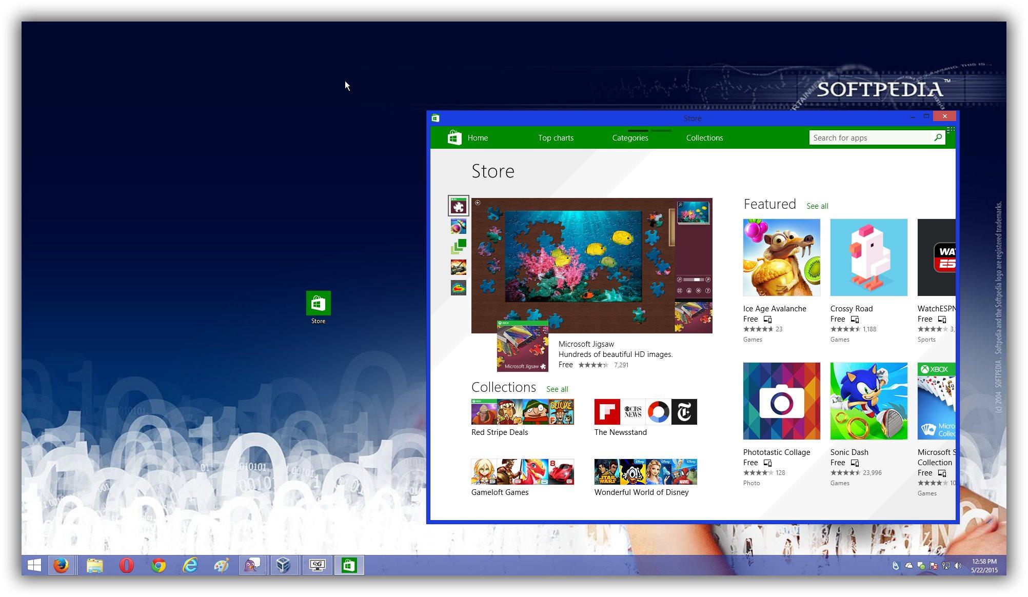 Preparing for Windows 10: Metro Apps on Your Desktop