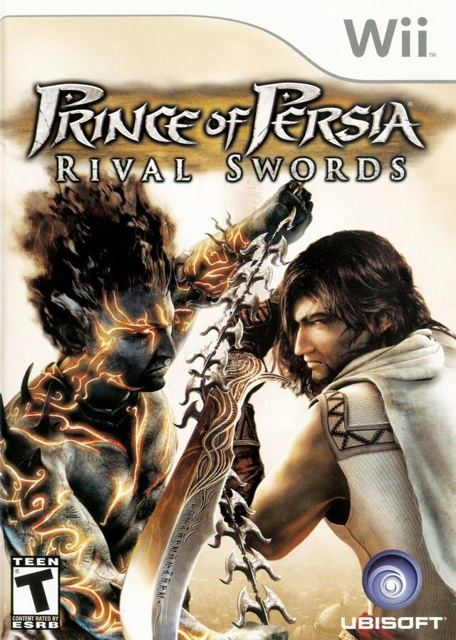 Prince of persia: rival swords psp walkthrough and guide.