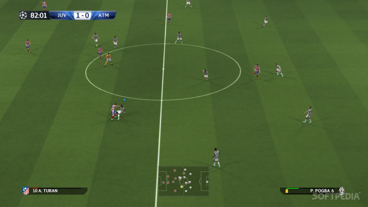 Pro Evolution Soccer 2015 Day One Patch Updates Transfers