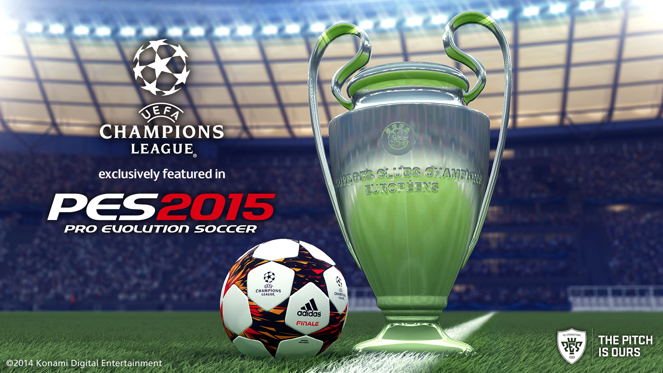 Pro Evolution Soccer 2015 World Finals Will Take Place ...