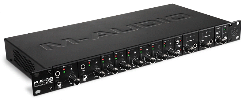 profire 2626 the new recording interface from m audio