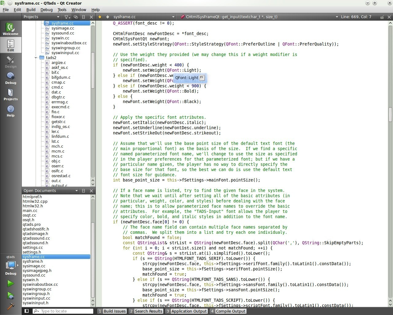 qt application deployment mac os x
