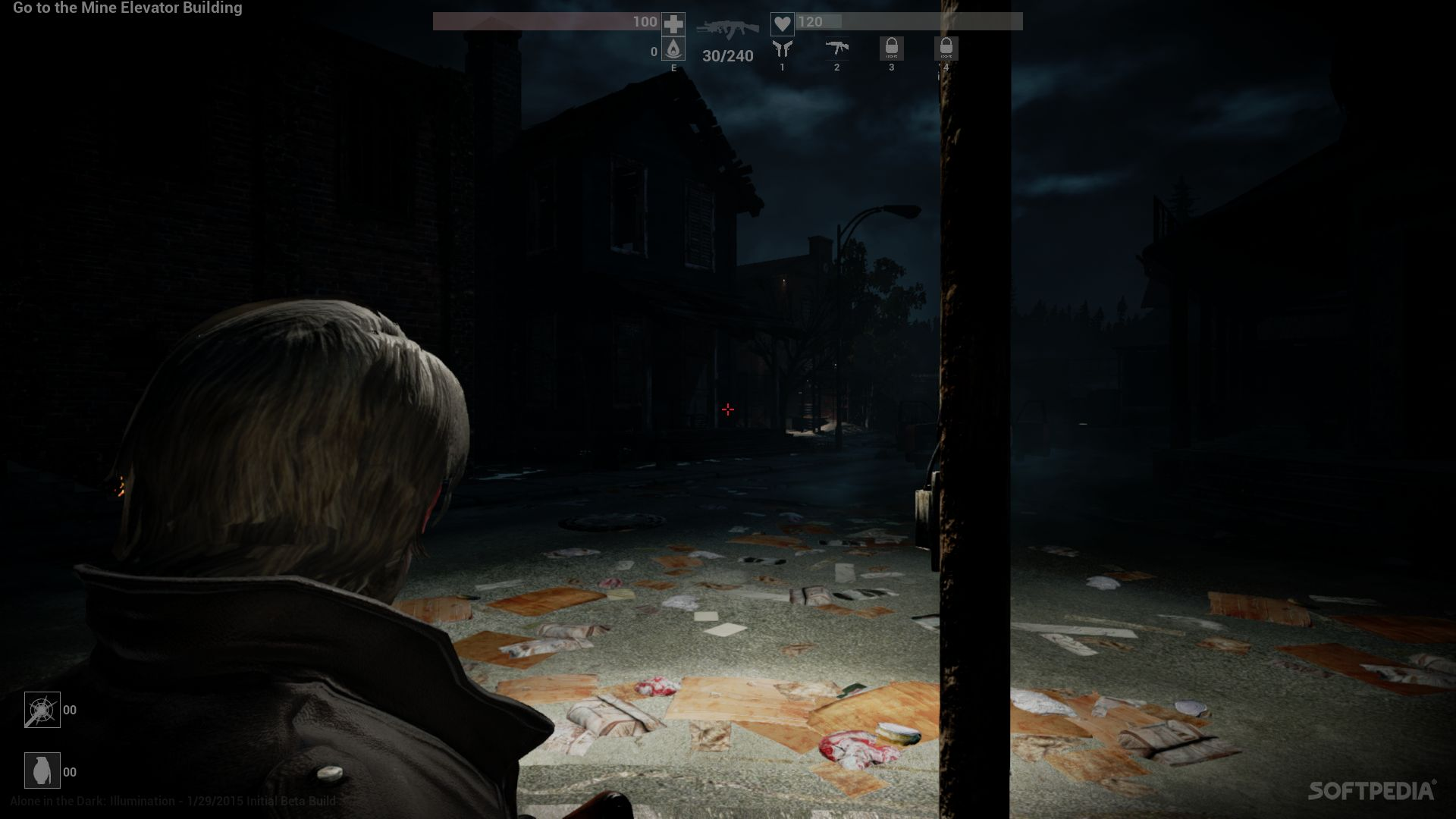 Quick Look Alone In The Dark Illumination With Gameplay Video