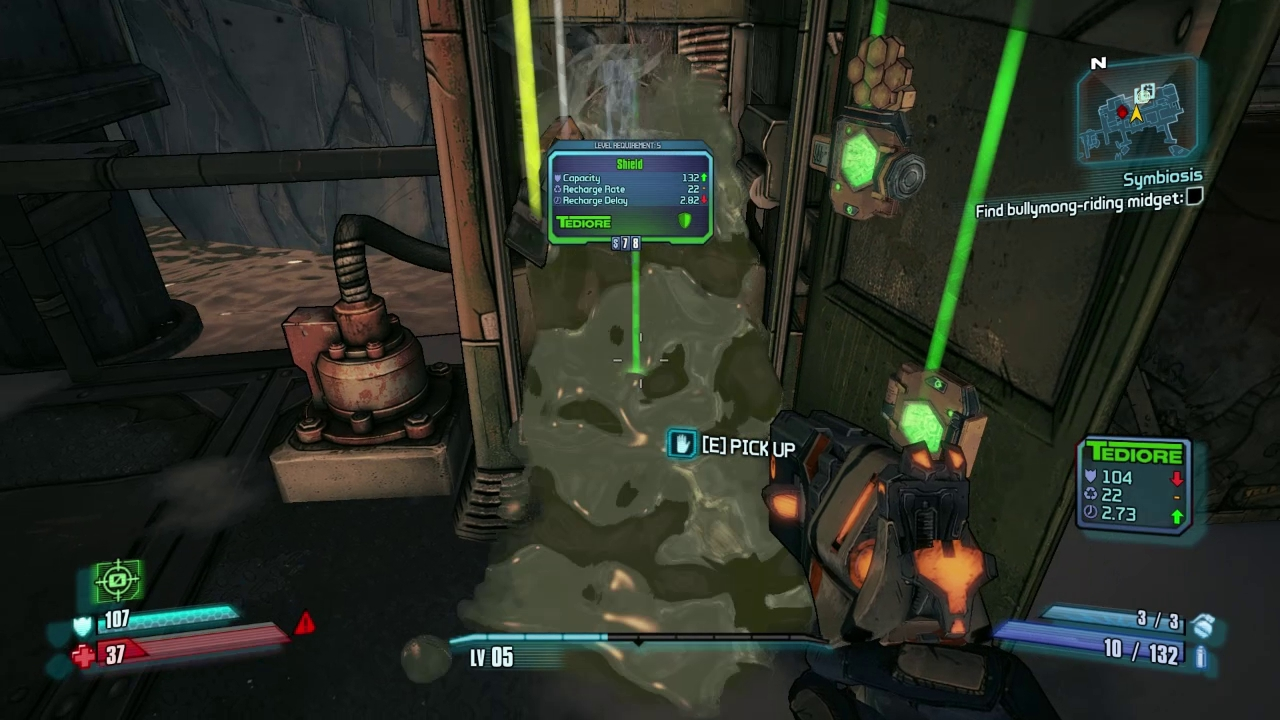 Quick Look: Borderlands 2 with PhysX Effects