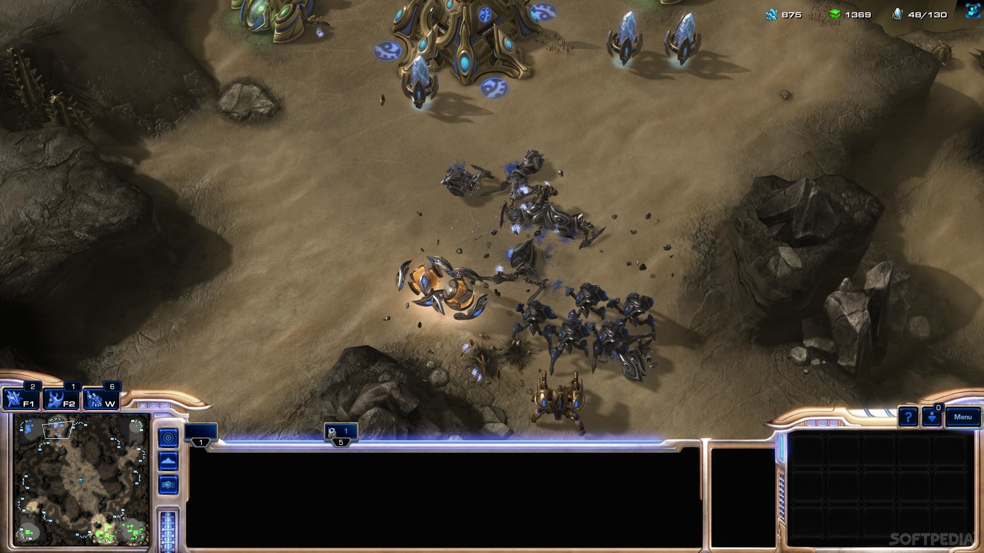 Quick Look - StarCraft 2: Legacy of the Void (with Gameplay