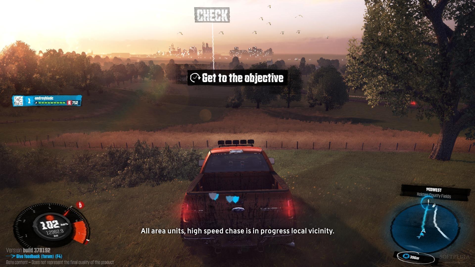 The Crew Closed Beta Screenshot