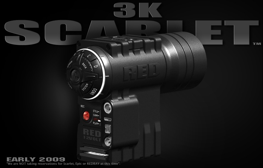 RED Shocks with SCARLET and EPIC Features and Price